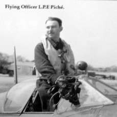 Flying Officer Piché