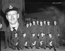 Squadron photo Jan 1944 Henry Wallace McLeod