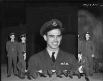 Squadron photo Jan 1944 T G Munroe
